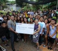 Hunt Companies Donates $5,000 to Support Mālama Learning Center's Sustainability Programs